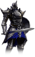Azure Soldier (Sword)