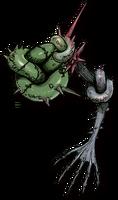 Left Creeper