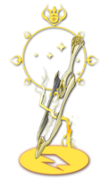 Electromagnetic Staff