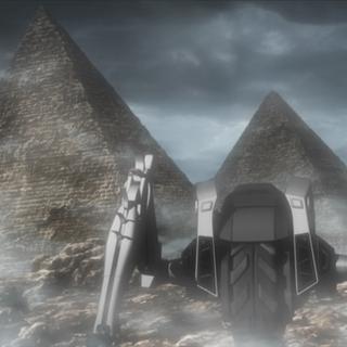 Presencia de Pirámides en Marte