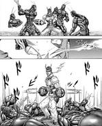 Shokichi killing Terraformars