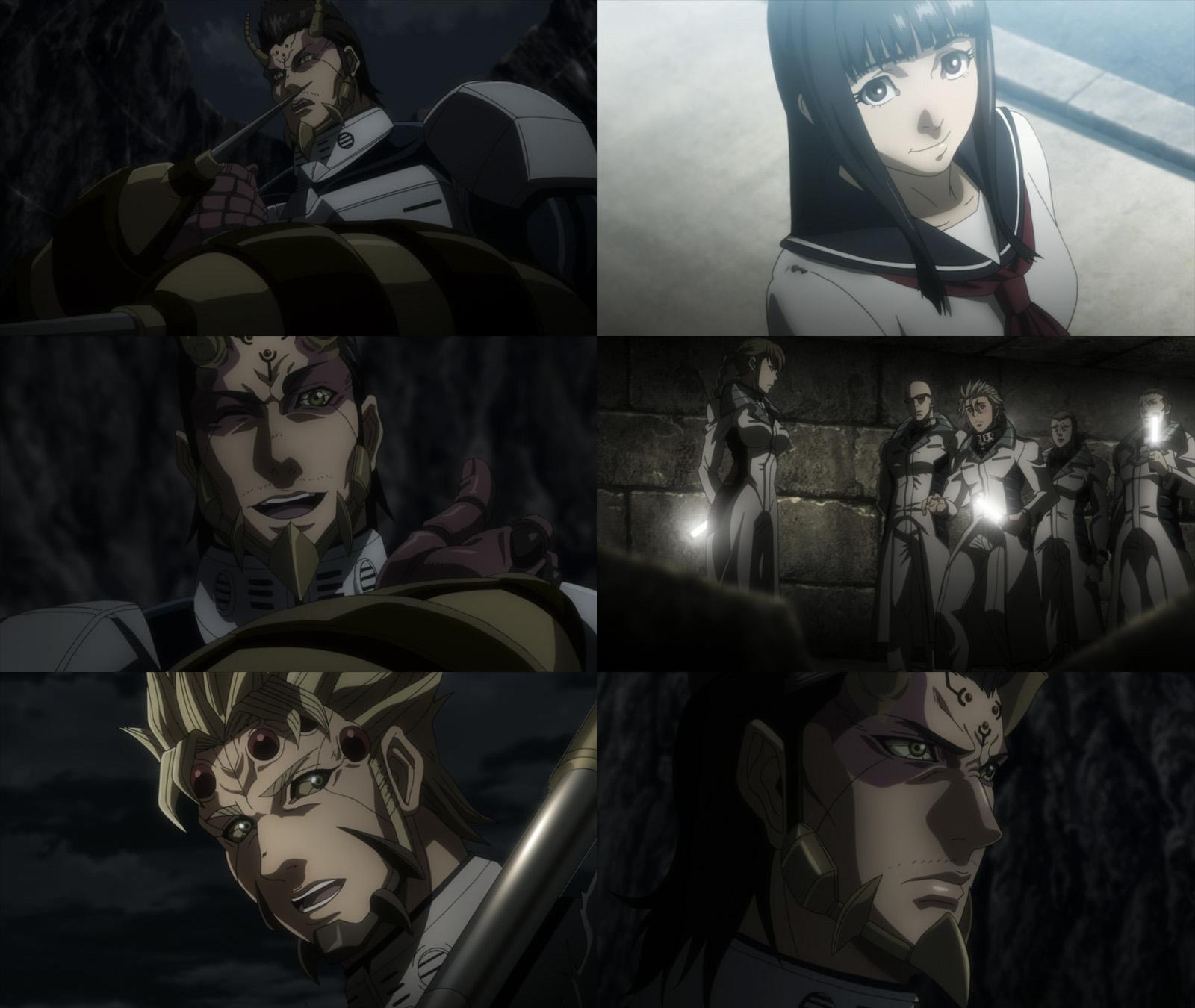 terra formars episode 2
