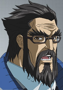 Liu anime revenge artwork