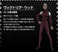 Victoria Woods OVA Design