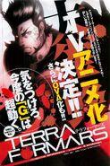 TerraFormars Anime Ad