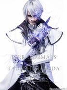 Terra Formars x Tadashi Harada 01