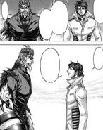 Akari and Shokichi face to face