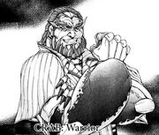 Crabwarrior