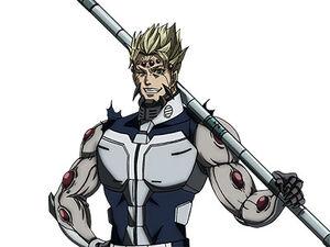 Marcos anime transformation artwork