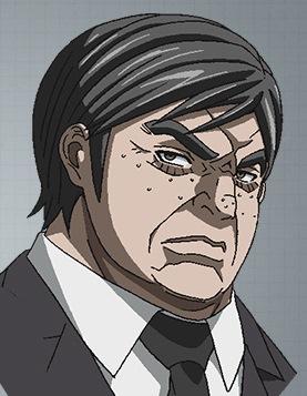 Ichiro anime revenge artwork