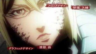 【HD高音質】TVアニメ版 テラフォーマーズop TERRAFORMARS opening