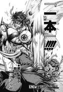 Akari smashing Shokichi the ground2