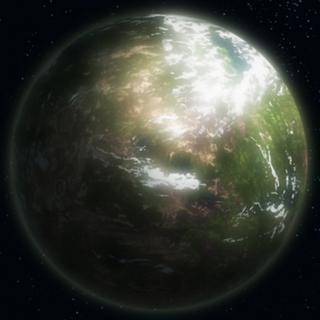 Marte terraformado