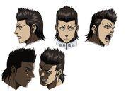 Shokichi Komachi OVA design 02