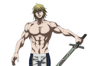 Joseph anime transformation artwork