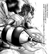 Shokichi's over-metamorphosis