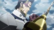 Shokichi after using his sting