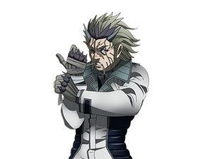 Ivan anime transformation artwork