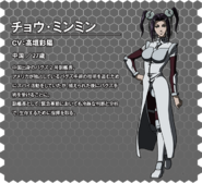 Zhang Ming-Ming OVA Design