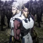 Shokichi and Thien transformed
