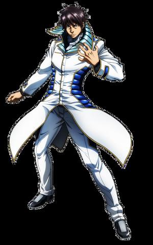 Akari anime artwork