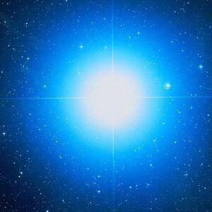 B - type star
