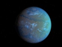 Iapetus terraform