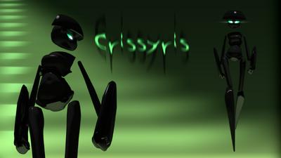 Crissyris by syrsa-d5nybbp