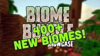Biome Bundle - OMG you just HAVE TO SEE THIS! - Terrain Control -Minecraft Mod 1.10.2 Showcase-