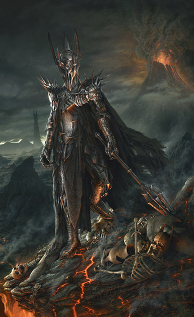 Sauron | Enciclopédia da Terra-Média | FANDOM powered by Wikia