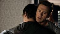 Jim and Josh Hugging