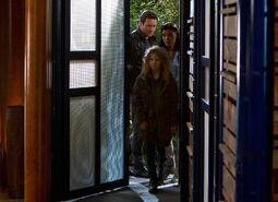 Leah door