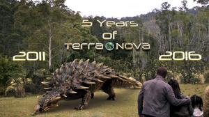5 years Terra Nova Ankylosaurus