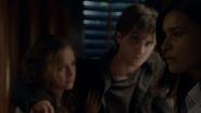 Skye, Josh and Elisabeth mad extended scene