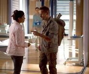 Elisabeth meets Malcolm Instinct