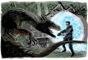 Terra Nova motion comic flyer pic