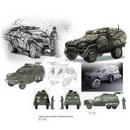 Rhino concept art