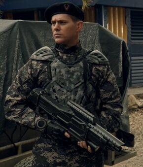 Phoenix Soldier