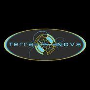 Terranova logo particles 2