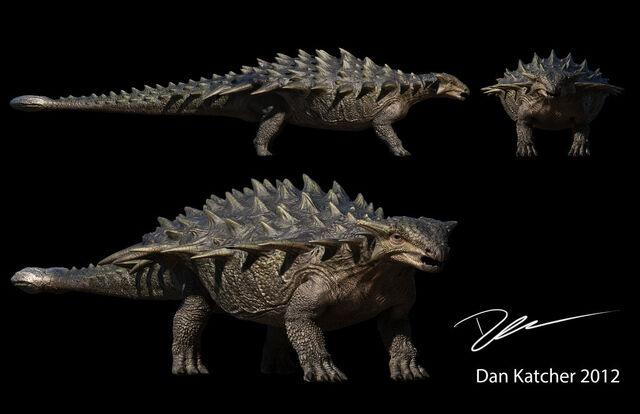 File:Anklyosaurus 2012 by dankatcher-d6058c5.jpg