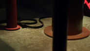 Jim's handcuff at the brig extended scene