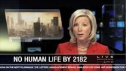 Newscast No Human Life by 2182 (04 08 2149)