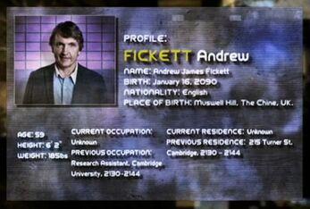 Fickettprofile