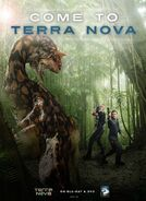 Come to Terra Nova DVDset