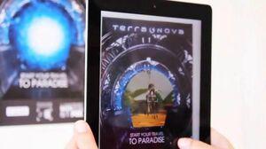 Terranova Augmented Reality Game Prototype