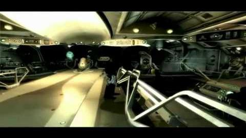 Fallout 3 - Mothership Zeta Crew - The Terran Starship Command Trailer
