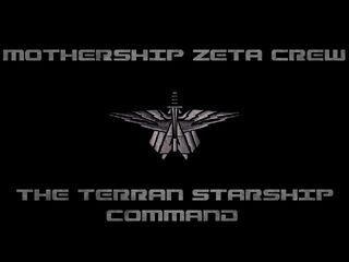 Mothership Zeta Crew - The Terran Starship Command - official