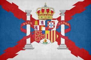 Flag of the union of iberia by lyniv-d76zpl3