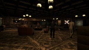 Jolly Bagpipe Interior