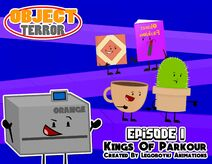 Object terror episode 1 poster by lbn object terror dapjmna